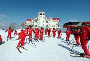 Sun Mountain Lodge, China - An exciting year-round resort in a spectacular mountainside setting