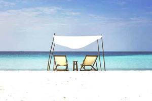 Velassaru Maldives for peace and quiet