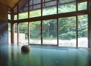 Hoshinoya Karuizawa - Tombo-no-yu Hot Springs