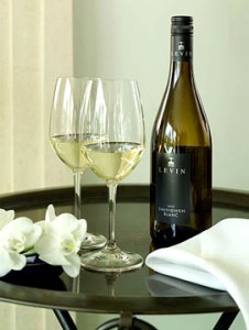 Levin wines are our most popular wines, especially the Levin Sauvignon Blanc