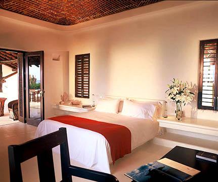 One of Esencia's super comfy rooms
