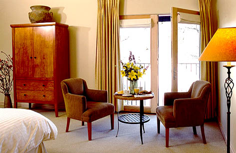 The Inn At Southbridge - rooms with a delightful view