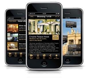 SLH iPhone App