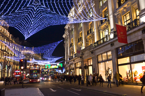 Christmas-decoration-in-Regent-Street-in-2011