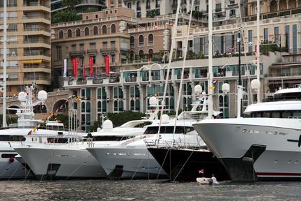 Port Palace Monte Carlo, Monaco 2