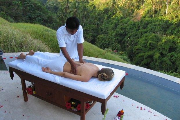 Viceroy Bali Massage