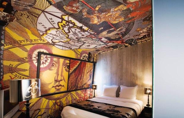 Le Bellechasse Hotel 2