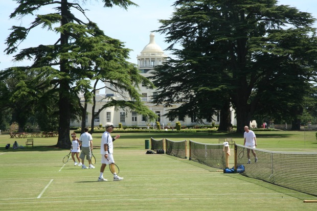 Stoke Park Tennis