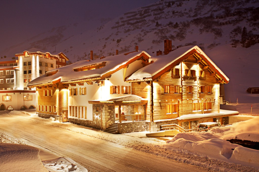 Bentleys House Zürs am Arlberg, Austria